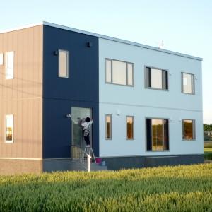 【当別町Oさま】6人家族 建築ご予算 3000万円〜3500万円・COLORS ミドルグレードプラン/インタビューに答えてくれた方:ご主人