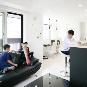 【札幌市Kさま】4人家族 建築ご予算2000万円〜2500万円・COLORS ハイグレードプラン+α/インタビューに答えてくれた方:ご主人