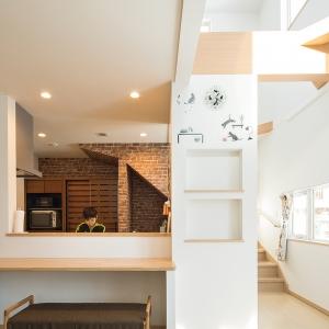 【小樽市Kさま】4人家族 建築ご予算2000万円〜2500万円・COLORS スタンダードプラン/インタビューに答えてくれた方:ご夫婦