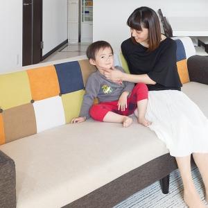 【江別市Tさま】3人家族 建築ご予算1000万円〜1500万円・COLORS スタンダードプラン/インタビューに答えてくれた方:夫人