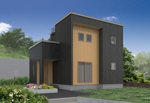 新築戸建住居 「星野町」
