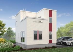 新築戸建住宅 「岩見沢市北3条西19丁目」