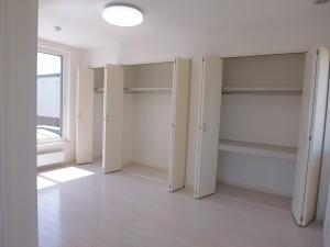 収納  たっぷり収納でお部屋もすっきり片付きます