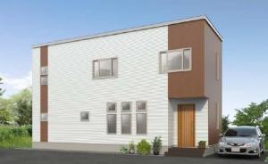 新築戸建住宅 「宮の沢3-5」 3階建プラン