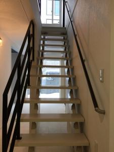 スタイリッシュな階段