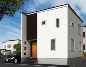 新築戸建住宅 「北郷3ー9モデル」