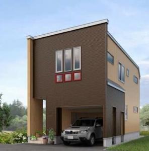 新築戸建住宅 「はみんぐ14―7」