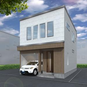 新築戸建住宅 「北21東8」