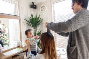 【暮らしレポート】すてきな美容室のあるお住まい