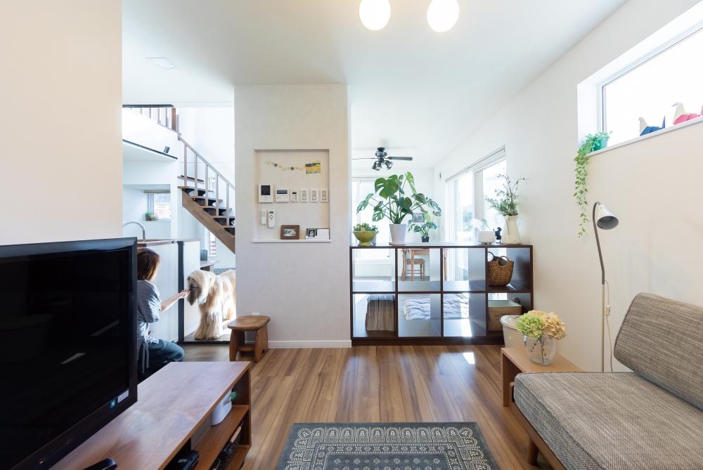 - 住居スペースのコンセントを安全な高さに設置してくれるなど、細やかな配慮にも感謝してます。 -  -