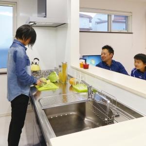 【札幌市Kさま】4人家族 建築ご予算1500万円~2000万円・COLORS スタンダードプラン/インタビューに答えてくれた方:奥さま