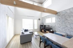 【小樽市Tさま】建築ご予算2300~2400万円以内 COLORS スタンダードプラン/インタビューに答えてくれた方:ご夫婦