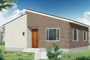新築戸建住宅 「はみんぐ14―7」 平屋