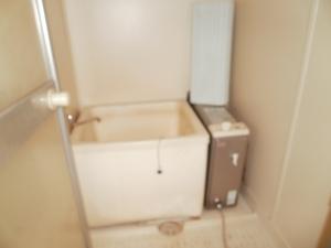 リフォーム前 バスルーム