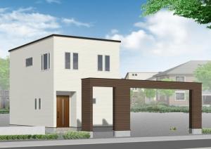 新築戸建住宅 「苫小牧三光町モデル」