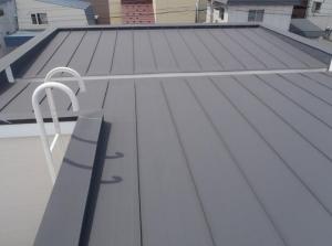 屋根塗装・ダクト清掃