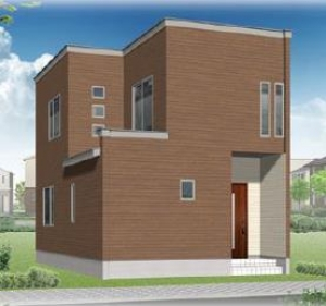 新築戸建住宅 「はみんぐ14―7」 2階建て