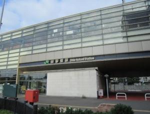 JR新琴似駅  駅まで徒歩1分!